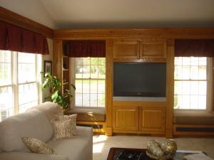 Maple Glen Window Treatments
