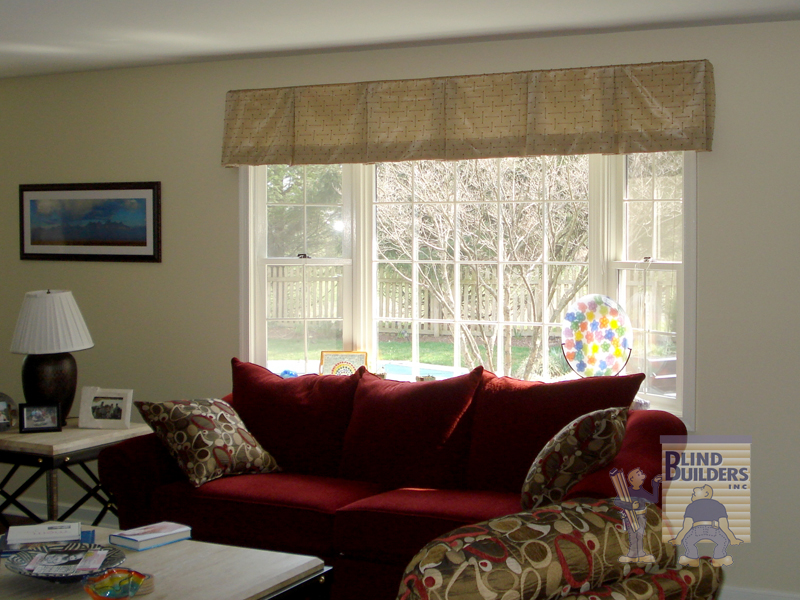 spring house window treatments