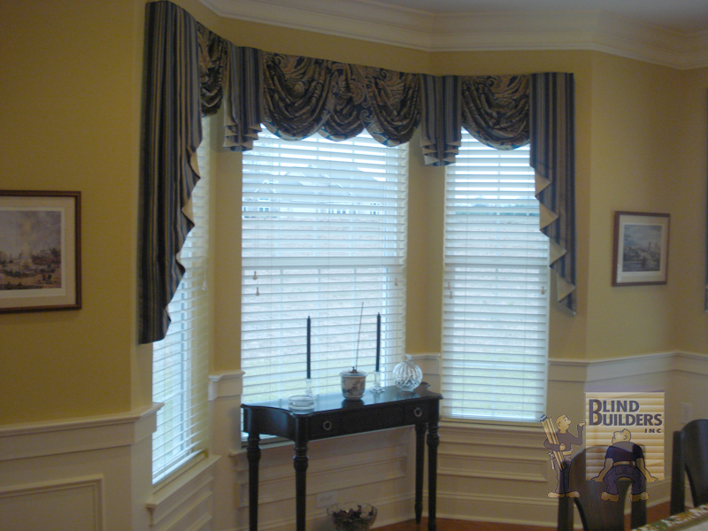 buckingham window treatments