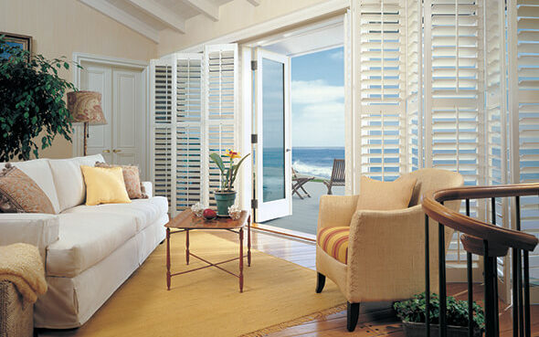 heritance custom crafted hardwood durable wood stain paint finished shutters